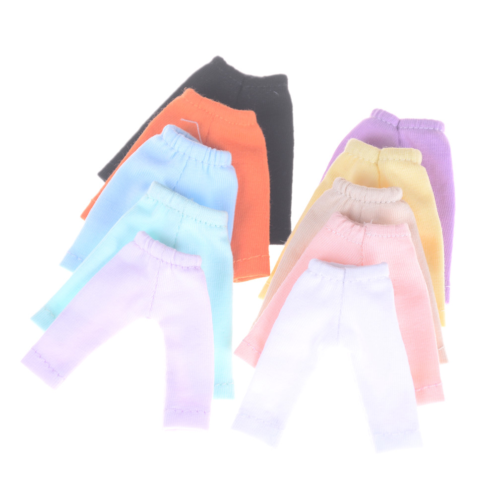 1//3 Ball Joint Dolls Clothes Stockings Leggings Pants for BJD Dolls Purple