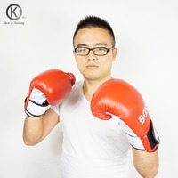 Quality Boxing Gloves Profession Gloves Mma With Boxing Bag Kick Fight Boxeo
