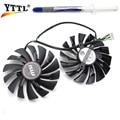 New Original 95MM Graphics Video Card Fan For MSI GTX980 GTX970 GTX960 GAMING PLD10010S12HH 6Pin Dual Fans Twin Cooling Fan