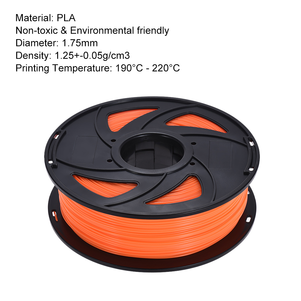 Anet 1KG Roll 15 Colors 1 75MM ABS Filament Materials For 3D Printing Pen Threads Plastic