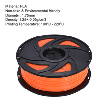 Anet 1KG/Roll 15 Colors 1.75MM PLA Filament Materials For 3D Printing Pen Threads Plastic Printer Consumables DIY Gifts