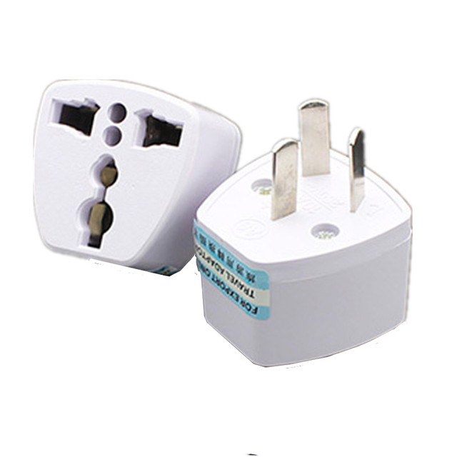 New Universal Adapter Travel Adaptor 3 Pin Au Converter Us Uk Eu To Plug Charger For Australia Zealand