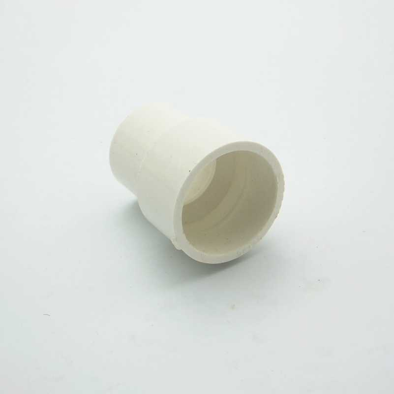 32mm x 20 millimetri ID PVC Tettarelle da biberon Riduttore di Tubo Comune Tubo di Raccordo Adattatore del Connettore di Acqua Per Il Sistema di Irrigazione del Giardino FAI DA TE