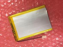 """Interiores Universal 3000 mah 3.7 V Batería Para 7 """"Irbis TX76 TZ44 TZ71 TX51 TX15 3G Tablet Intercambio de Polímero li-ion Reemplazo"""