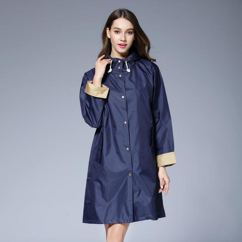 c83333d52 cloak Long Thin Raincoat Women Waterproof Light Rain Coat Ponchos Jackets  Female Chubasqueros capa de chuva-in Raincoats from Home & Garden on ...