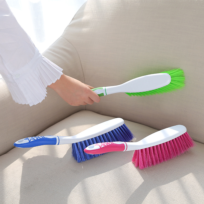 Image 5 - YangPing 1pcs Randomly Color Multifunction Dust Cleaner Dirt Remover Dust Brush Window Cleaner for Curtains Home Cleaning Tools-in Cleaning Brushes from Home & Garden