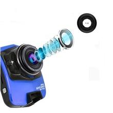Новые 2.4 Дюймов ЖК Автомобильный ВИДЕОРЕГИСТРАТОР Видеокамера 1080 P Full HD GT300 Видео Регистратор Парковка Camera Recorder G-sensor 170 Градусов Тире Cam