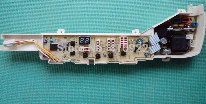 цена Free shipping 100% tested washing machine board for Haier computer board xqb60-728hm on sale онлайн в 2017 году