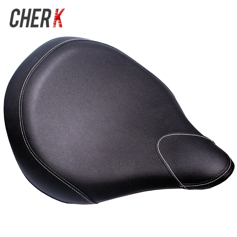 New Motorcycle Black Synthetic Leather Front Driver Solo Riders Seat Saddle For Yamaha Bolt XV950 XVS950 C/R 2014-2017 16 15 yamaha yrs 20gg in c