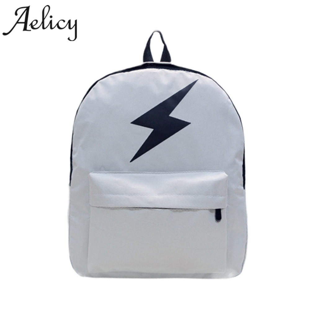 Aelicy Women Girls Canvas Preppy Shoulder Printing Backpack Women Bag Mochila Top Quality Bookbag School Bags For Teenage GirlsAelicy Women Girls Canvas Preppy Shoulder Printing Backpack Women Bag Mochila Top Quality Bookbag School Bags For Teenage Girls