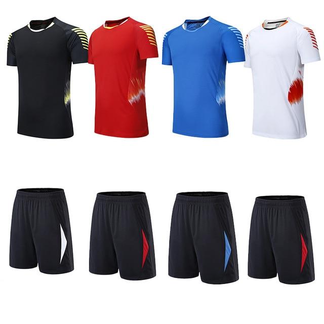New Women Tennis T Shirts , Men Badminton T Shirt , Female Table Tennis T-Shirts , Male Shuttlecock uniform , Tracksuit Shorts