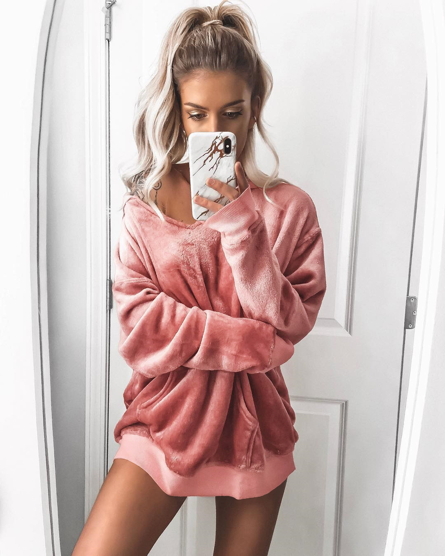 women hoodies sweatshirts ladies autumn winter fall clothing festivals classics fashion sports sweat shirts cute