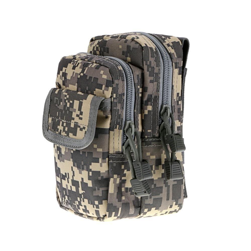 Outdoor Sports Pockets Multifunctional Mobile Phone Climbing Bag Wearing Belt Waterproof Bag Tactical Pockets