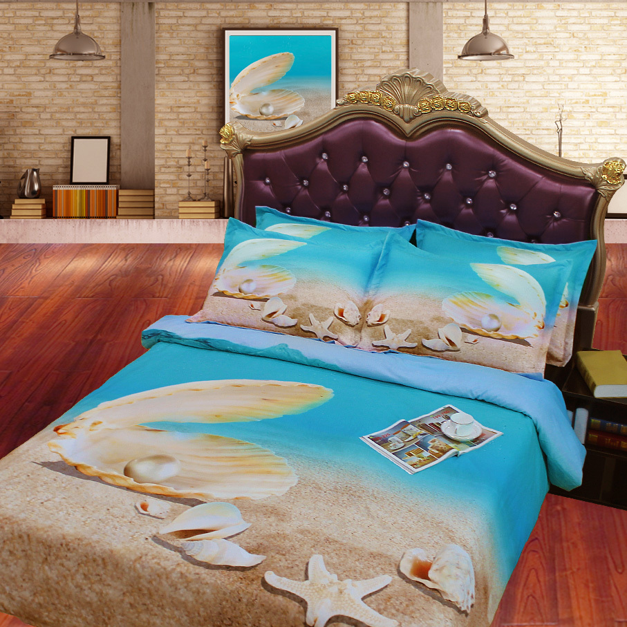 Popular Ocean Bedding Set