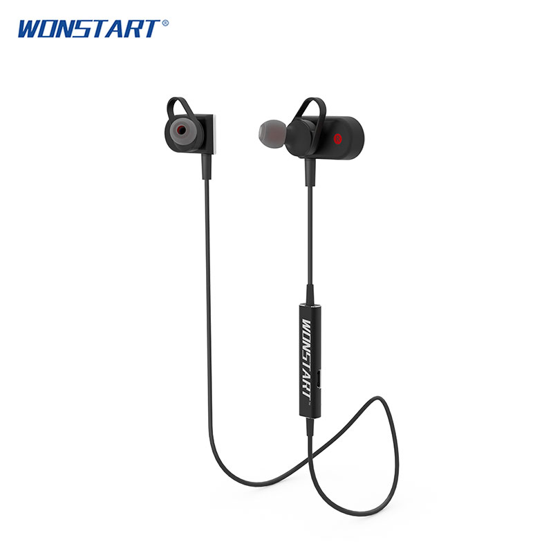 Wireless Earbuds Bluetooth Earphone Micro Wonstart TS01 In Ear Sports Running Music Stereo Earbuds Handsfree For Android Phone aisike bluetooth4 0 earphone wireless sports in ear headset running music stereo earbuds handsfree with mic smartphones