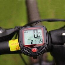 1 Компл. Цикла Компьютеры GPS Водонепроницаемый 15 Функция ЖК Велосипед Пробега Спидометр Велоспорт Спидометр Велосипед Электроники