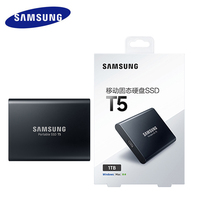 Original SAMSUNG Ssd 500GB Portable External SSD T5 250GB USB3 1 USB3 0 1TB Hard Drive