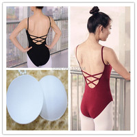 Free Shopping 2BLACK Color New Adult Ballet Leotard Dance Ballet Clothes Dance Leotard Clothes