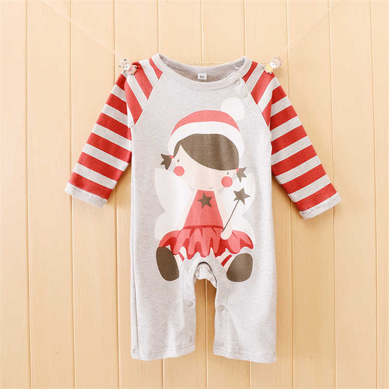 4a973b88dbbe ... Clearance Baby Romper Spring Baby Boy Clothes Cotton Baby Girl Clothing  Newborn Clothes Roupas Infant Baby ...