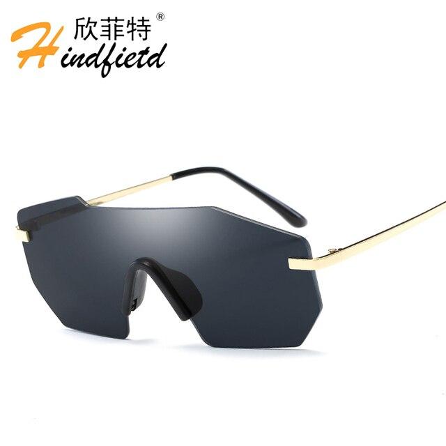 0b91493a94 Top famosa marca de lujo diseñador gafas de sol hombres Moda hombre gafas  de sol para
