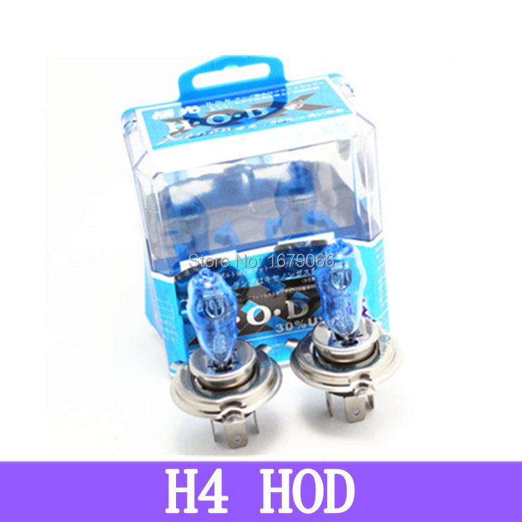 H4 XENON HALOGEN BULB 12V 100W Headlights Super White H4 6000K Xenon Car HeadLight Bulb Halogen Light Dropshipping [zob] supply of new original omron omron proximity switch e2b m18ks08 m1 c1 2m 2pcs lot