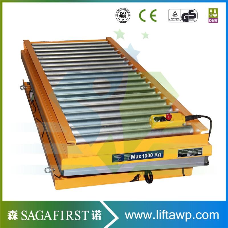 US $1900 0 |3000 5000kg Heavy Load Hydraulic Scissor Lift with Custom Make  on Aliexpress com | Alibaba Group