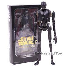 S.H.Figuarts Star Wars Rogue One K-2SO PVC Action Figure Collectible Model Toy 18CM