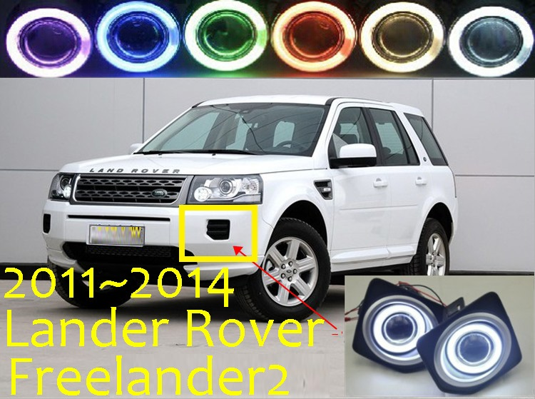 Freelander2 fog light ;2011~2014 Free ship!Freelander 2 daytime light,2ps/set+wire ON/OFF:Halogen/HID XENON+Ballast,Freelander2 2011 2013 golf6 fog light 2pcs set wire of harness golf6 halogen light 4300k free ship golf6 headlight golf 6