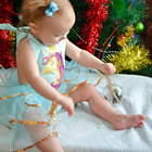 Newborn Infant Baby Girl Dress Kids Baby Girl Unicorn Dresses Birthday Party Dress Sequin Clothes Children Girls Clothing