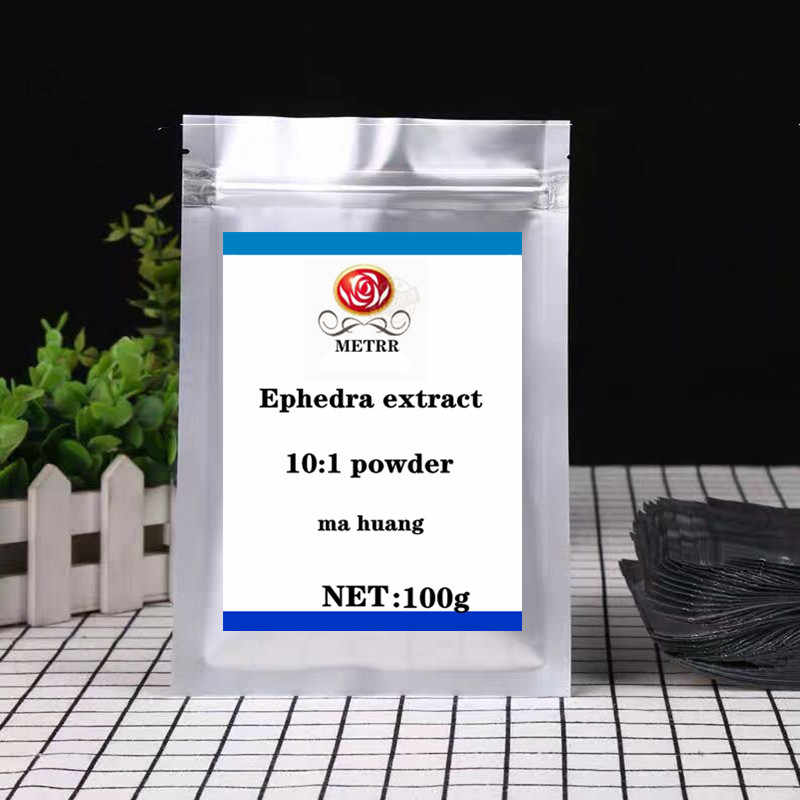 Natural Hot Ephedra Extract Powder for Lowering Blood Pressure, Ephedra  Extract, Ma Huang, Free Shipping