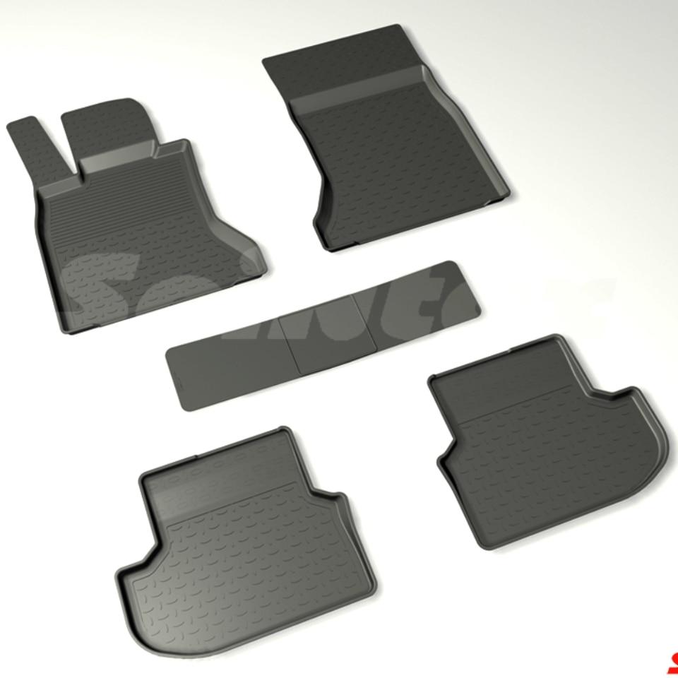 Фото - For BMW 5-Series F10 2013-2016 rubber floor mats into saloon 5 pcs/set Seintex 88278 for bmw 3 series f34 gt 2012 2019 rubber floor mats into saloon 5 pcs set seintex 86535