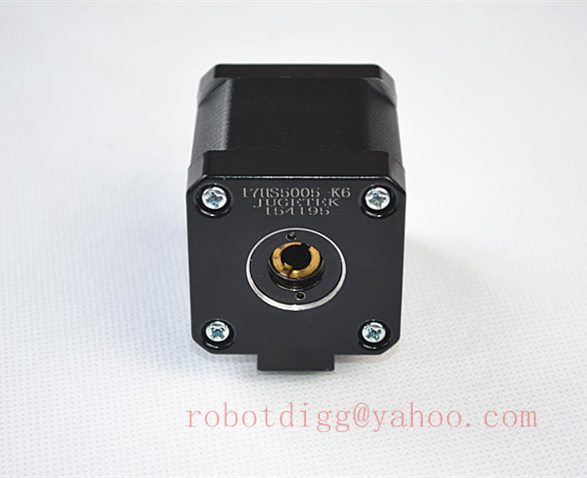 Nema17 Hollow Shaft Stepper Motor For Bespoke Ball Screw