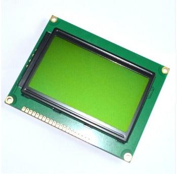 LCD Board Yellow Green Screen 12864 128X64 5V blue screen