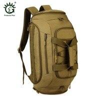 New 35L Multifunctional Military Tactics Travel Bag Large Capacity Luggage Travel Duffle Bags Handbags Camping Backpack