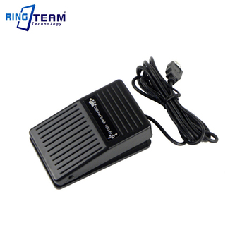 50pcs/Lot USB Foot Switch Pedal Control USB HID for Game, Medical Instrument, Factory Test...