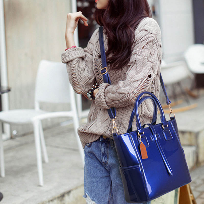 1 Shape 3 : Designer Handbags High Quality/ Tote Bag/ Top-handle Bags/