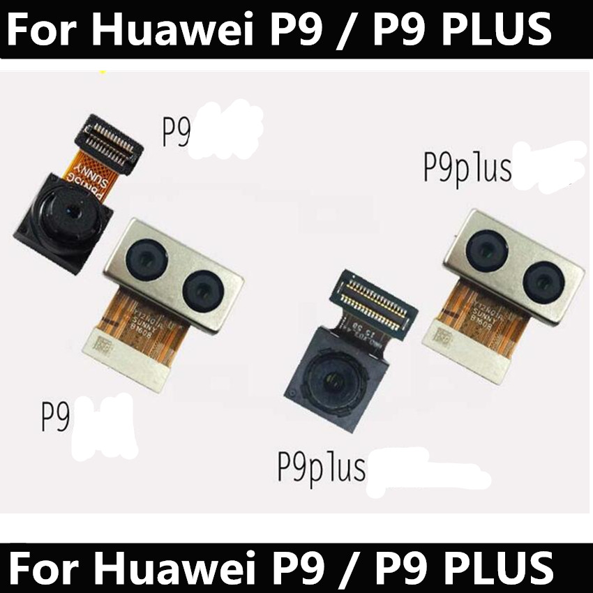 front facing Camera Module Flex Cable FOR HUAMEI P9 PLUS Rear mounted camera Flex Cable Replacement Part
