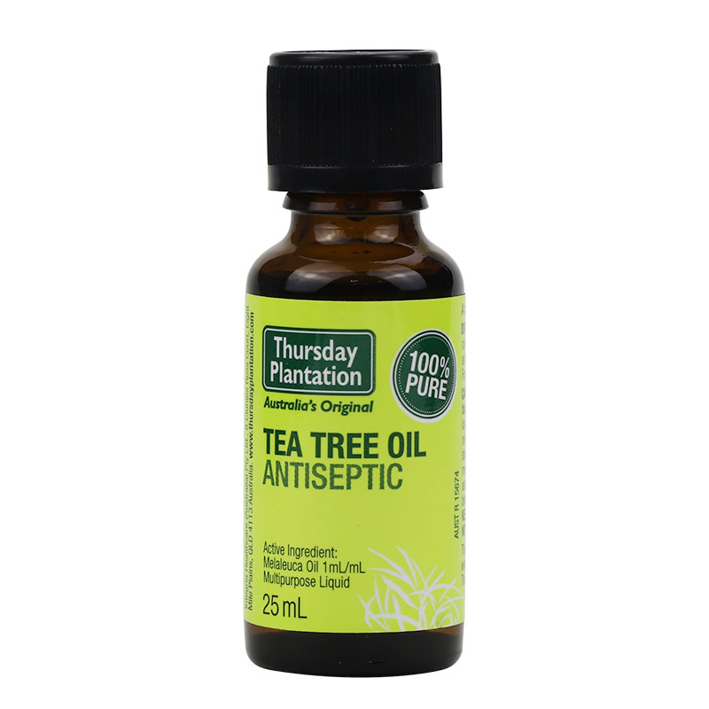 Australia 100% Pure Tea Tree Essential Oil 25ml acne treatment, Remove shrink pore face care tea tree oil powerful acne remover цена