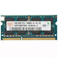 Lifetime Warranty For Micron DDR3 2GB 4GB 1333MHz PC3 10600S DDR 3 2G Notebook Memory Laptop