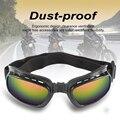 Unisex Folding Motocross Brille Gläser Winddicht Ski Off Road Dirt Bike Motorrad Brille Brillen Einstellbare Elastische Band-in Motorrad-Brillen aus Kraftfahrzeuge und Motorräder bei