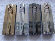 ก๊าซเติมไฟฉายไฟแช็คZB365สูบบุหรี่windproofบูติกบุคลิกภาพเปลวไฟแบบพกพาเบา