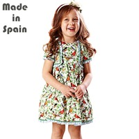 I Lollipop Luxury Flower Girl Dresses Clothes Spring Birdland