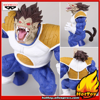 100 Original Banpresto Creator X Creator Collection Figure Ohzaru Vegeta From Dragon Ball Z