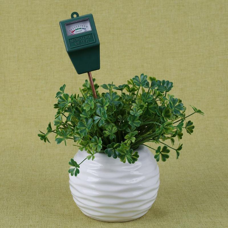 Feuchtigkeit Meter PüNktlich Garten Pflanze Boden Feuchtigkeit Meter Hygrometer Sonde Bewässerung Test Für Experiment Indoor Outdoor Boden Feuchtigkeit Analyzer Detector Modische Und Attraktive Pakete