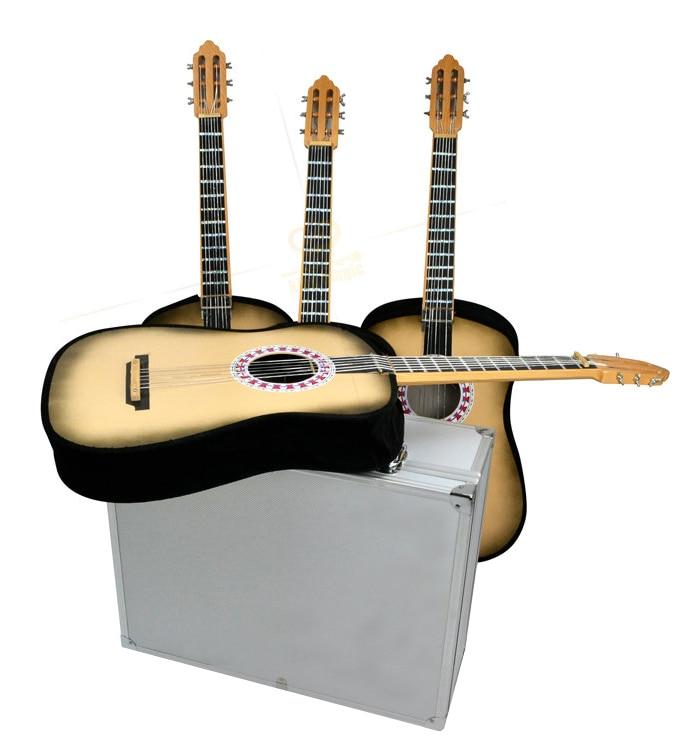 Apparaissant 4 Guitares de la Cas/Magic Tricks/Stade Magic