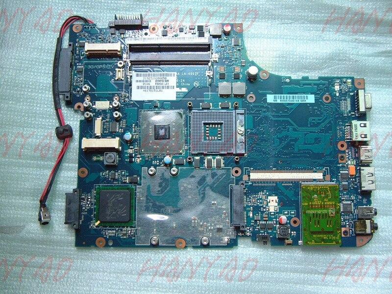 KSKAA LA-4993P For Toshiba A500 L500 Laptop Motherboard ddr3 Mother board 100% testedKSKAA LA-4993P For Toshiba A500 L500 Laptop Motherboard ddr3 Mother board 100% tested