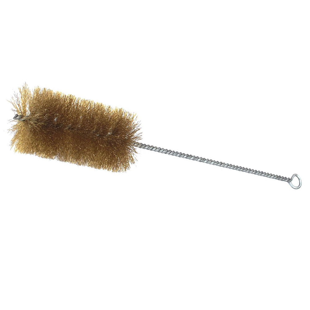 HOT GCZW-Copper Wire Pipe Tube Chimney Cleaning Brush 60mm Dia