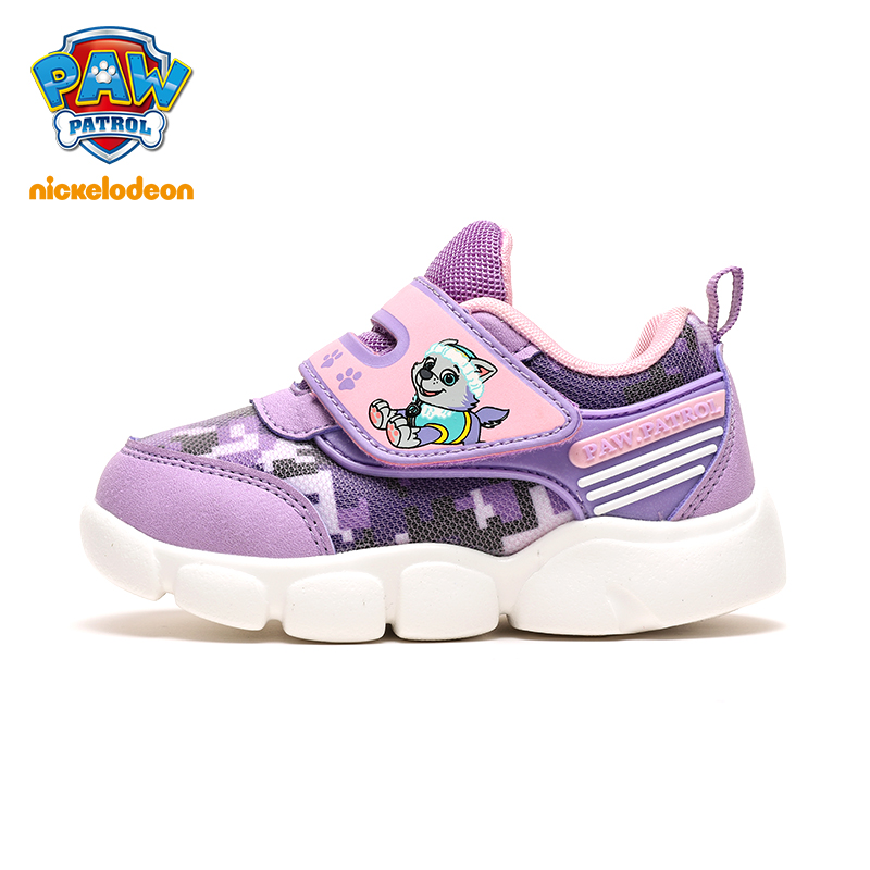 PAW PATROL Spring Autumn Children Shoes Boys Girls Sports Shoes Fashion Brand Casual Breathable Outdoor Kids Sneakers Boy Runnin