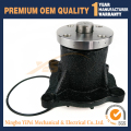Water Pump S4K S6K E200B 34345-10010 for Mitsubishi Cat Forklift and Excavator, Free Shipping