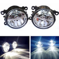 Car styling led Fog Lights For Suzuki SX4 GY Hatchback 2006-2012 fog lamps 10W DRL 1SET